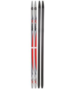 Alpina LXC MG Cross Country Skis Red