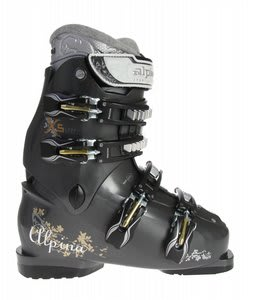 Alpina X5L Ski Boots Anthracite