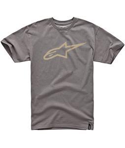 Alpinestars Ageless Classic T-Shirt Dk Graphite/Tan