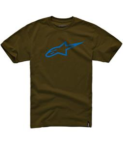 Alpinestars Ageless Classic T-Shirt Java/Blue