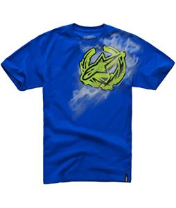 Alpinestars Drifted T-Shirt Royal Blue