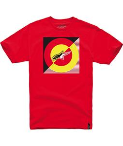 Alpinestars Spotlight T-Shirt Red