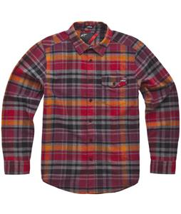 Alpinestars Harvest L/S Flannel Red