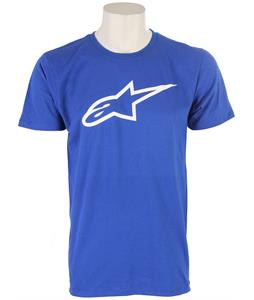 Alpinestars Clip Label T-Shirt Royal Blue