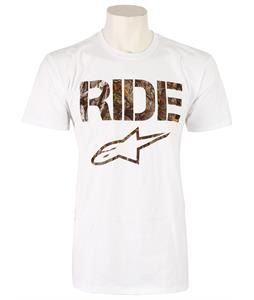 Alpinestars Ride Camo T-Shirt
