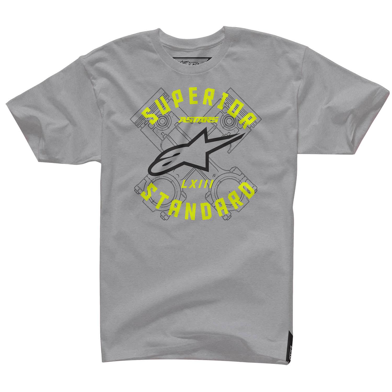 Alpinestars Scan T-Shirt at3sca04ah16zz-alpinestars-t-shirts