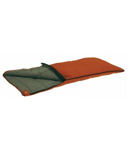 Alps Crater Lake 20 Long Sleeping Bag Rust