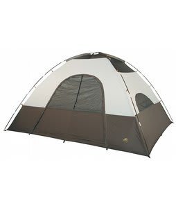 Alps Meramac 2 Room 6 Person Tent Sage/Rust