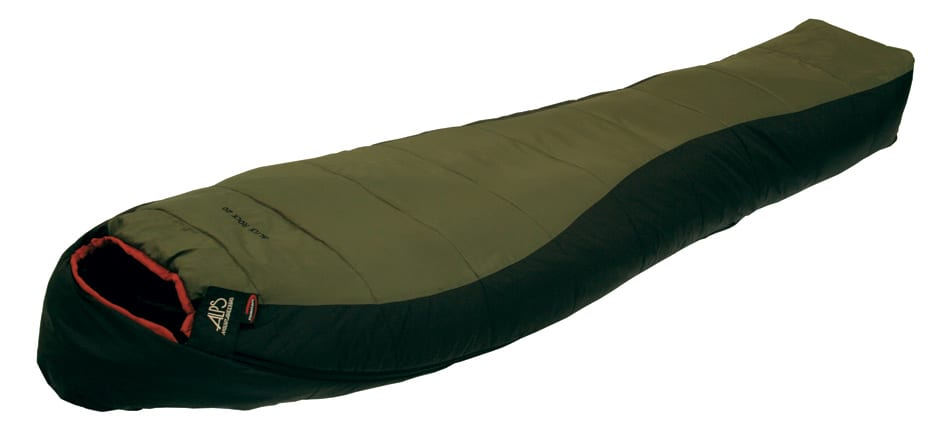 Shop for Alps Slick Rock +20 Sleeping Bag Green/Black