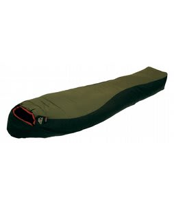 Alps Slick Rock +20 Sleeping Bag Long Green/Black