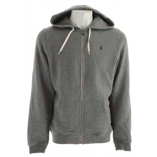 Altamont Basic Zip Hoodie