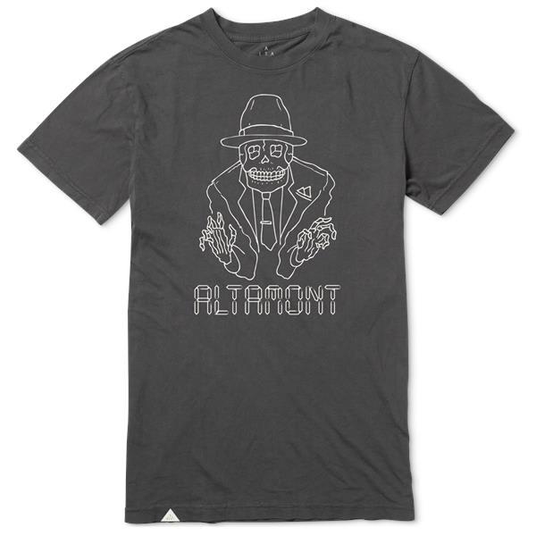 Altamont Digital Skeleton T-Shirt