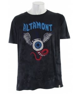 Altamont Flying Eye T-Shirt Black