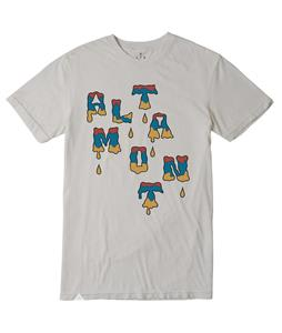 Altamont Melting Letters T-Shirt