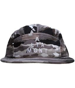 Altamont Paint By Camo Cap