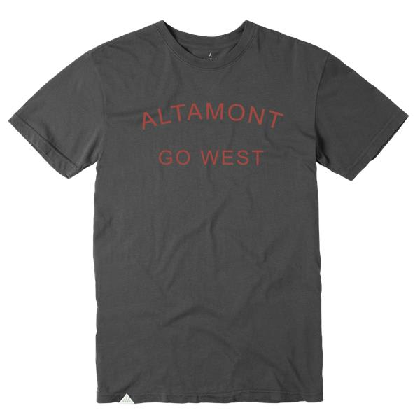 Altamont West Word T-Shirt