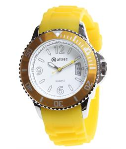 Altrec The Glade Watch Yellow/ White