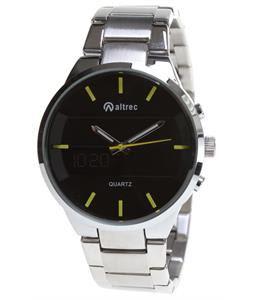 Altrec Vertical Watch Silver/Black