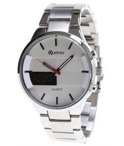 Altrec Vertical Watch Silver/Silver
