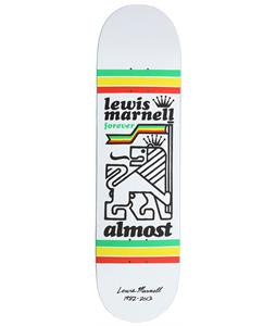 Almost Tribute R7 Skateboard Lewis Marnell 8.25in