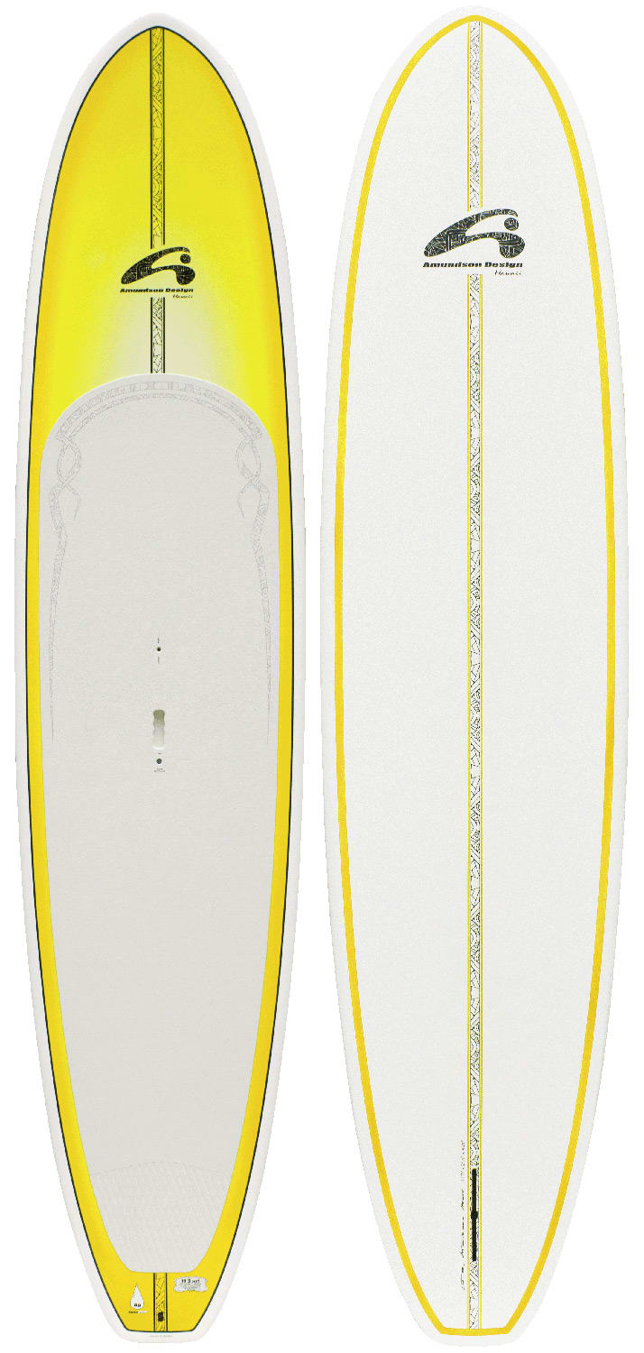 Shop for Amundson All Around AST SUP Paddleboard 11ft 3in