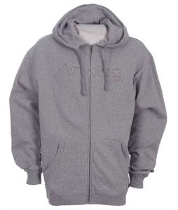 Analog Epidemic Zip Hoodie Heather