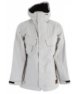 Analog Academy Snowboard Jacket Smoke