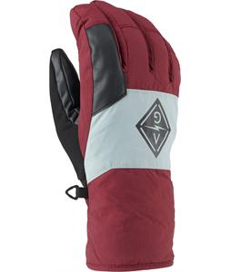 Analog Acme Gore-Tex Gloves Burgundy