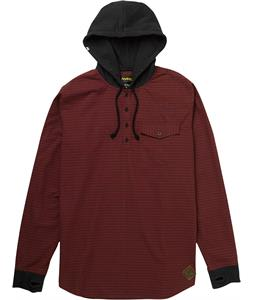 Analog Advent Henley Burgundy