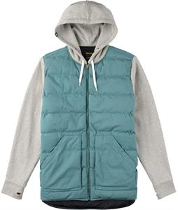 Analog Affiliate Hoodie Atlantic Blue