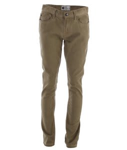 Analog Ag 5 Pocket Jeans Dirty Khaki