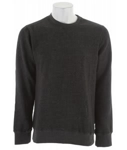 Analog AG Crew Sweater Dark Charcoal