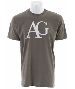 Analog AG Empire Fitted T-Shirt Canteen Heather