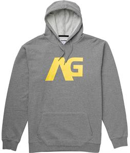 Analog Agent Hoodie Heather Grey