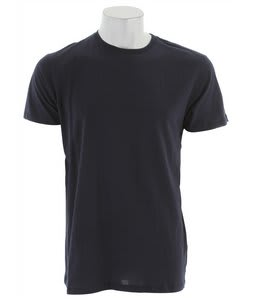 Analog AG Fitted Crew T-Shirt Navy