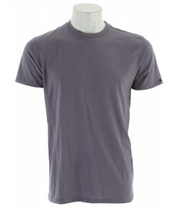 Analog AG Heather Crew T-Shirt Vintage Purple Heather