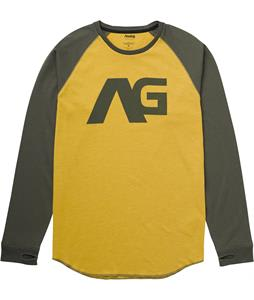 Analog Agonize Baselayer Top Gold Rush