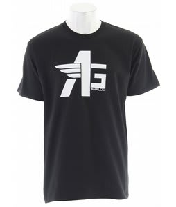 Analog AG Winger T-Shirt Black