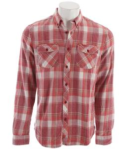 Analog Alamo Flannel Blood