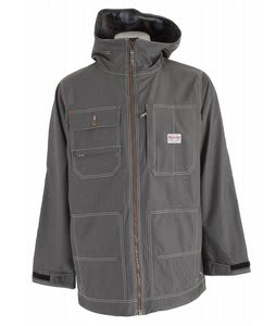Analog Alcatraz Snowboard Jacket Carbon Denim