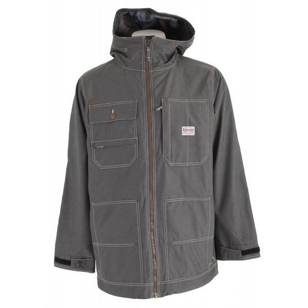 Analog Alcatraz Snowboard Jacket