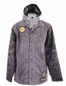 Analog Altar Snowboard Jacket Lanny Grey