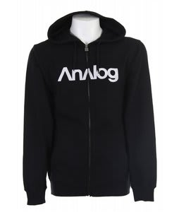 Analog Analogo Full Zip Hoodie