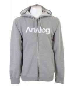Analog Analogo H10 Hoodie Dark Grey Heather