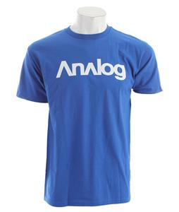 Analog Analogo T-Shirt Royal