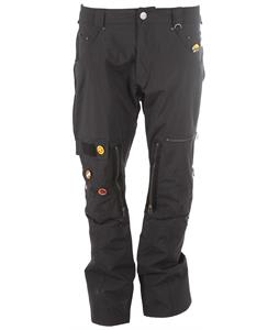 Analog Anarchy Snowboard Pants True Black
