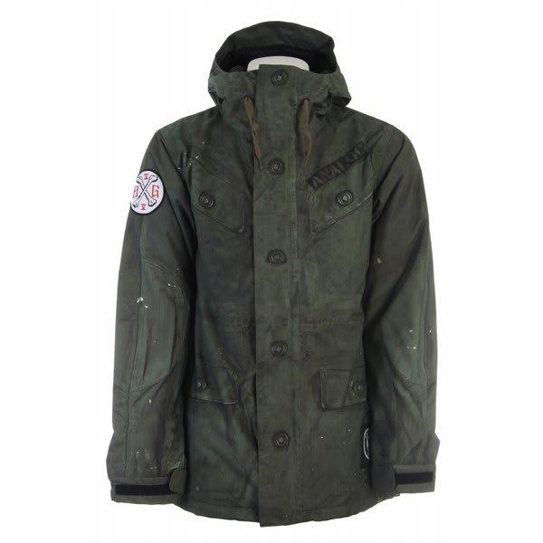 Analog Andros Parka Snowboard Jacket