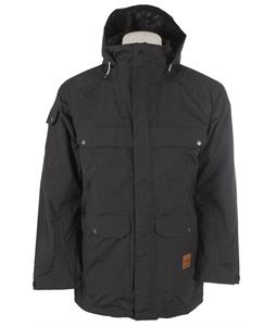 Analog Anthem Snowboard Jacket True Black
