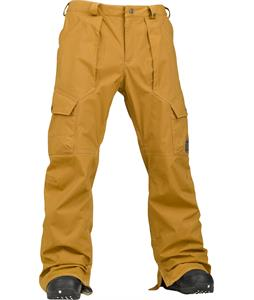 Analog Anthem Snowboard Pants Leather Brown