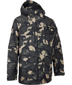 Analog Anthem Snowboard Jacket Drunk Camo